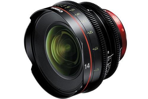 Canon Cinema Prime CN-E