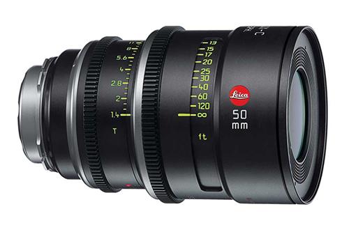 Leica Summilux-C Prime