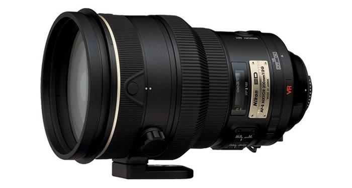 nikkor telephoto lens 200mm