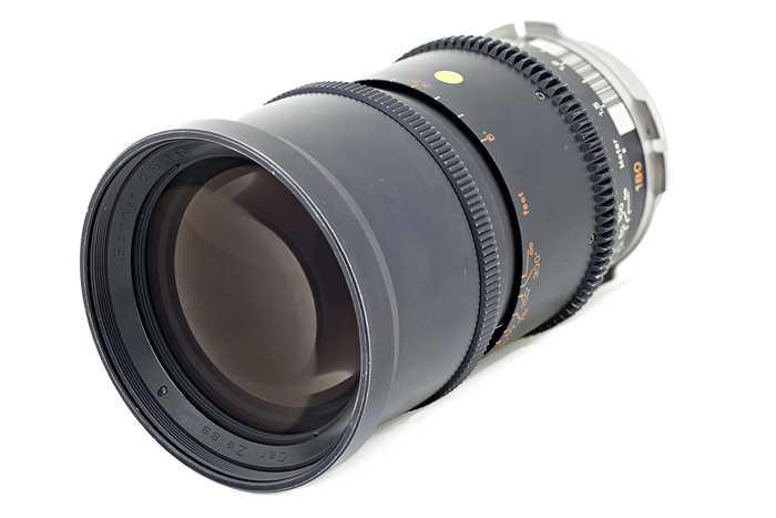 180mm T3 Zeiss Sonnar