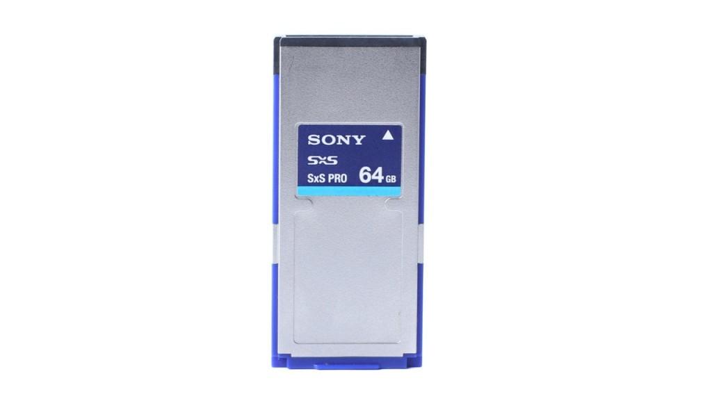 Sony_SxS_Pro_64gb
