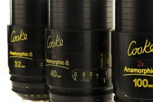 Cooke Anamorphic 2x