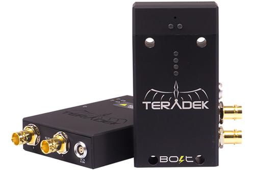 Teradek Bolt Pro system