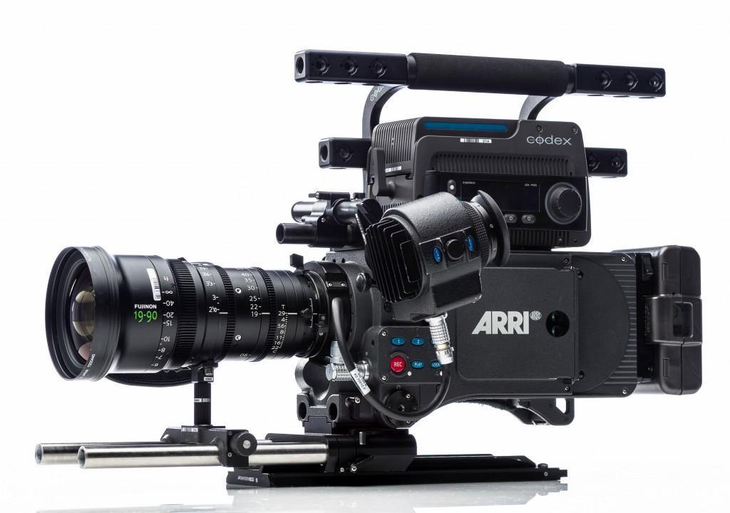 ARRI ALEXA Plus | Hollywood Camera Inc | Los Angeles
