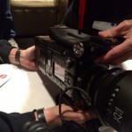 Sony F55 workshop