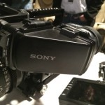 Sony F55 view finder