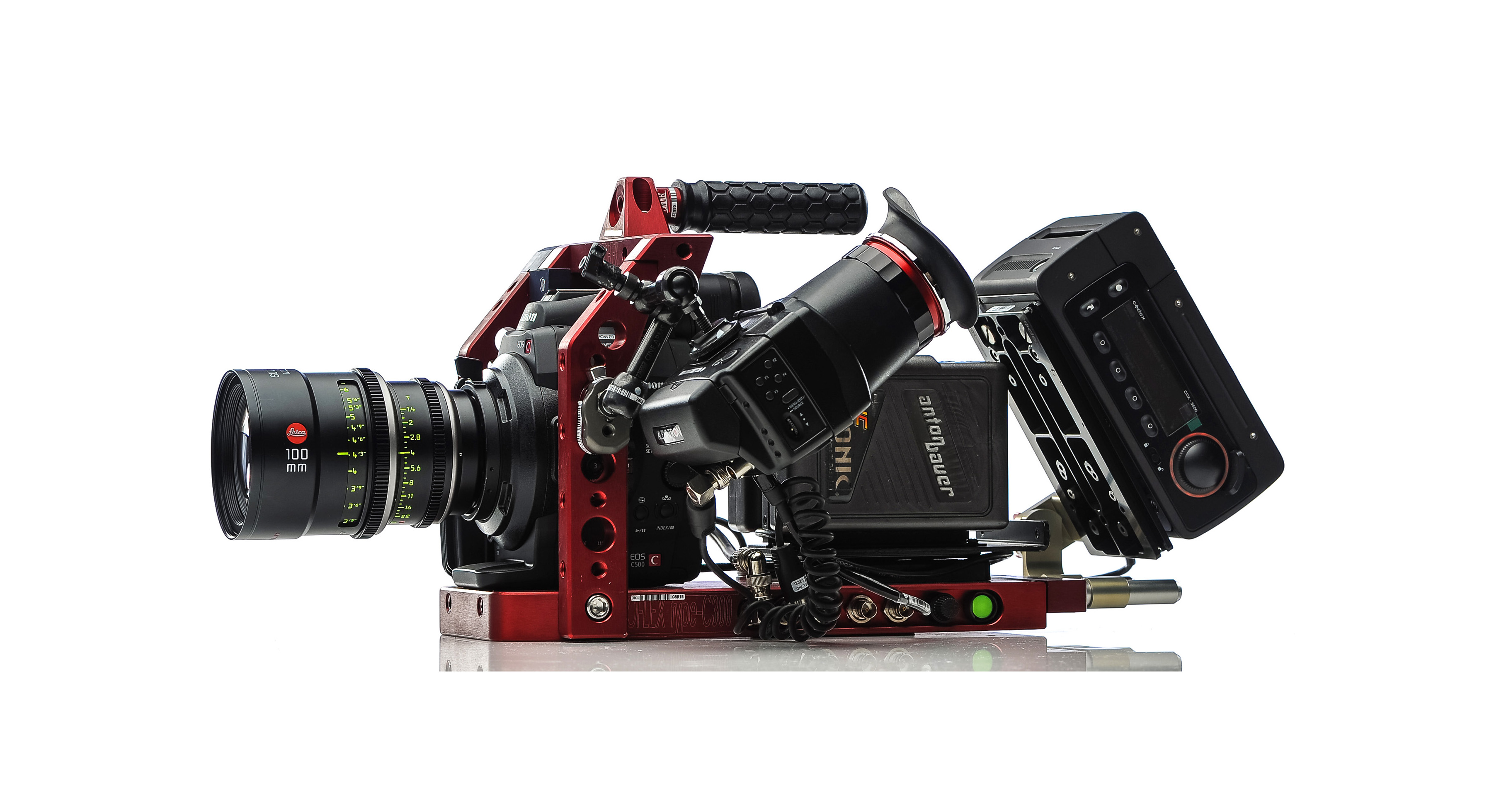 Canon-C500-studio