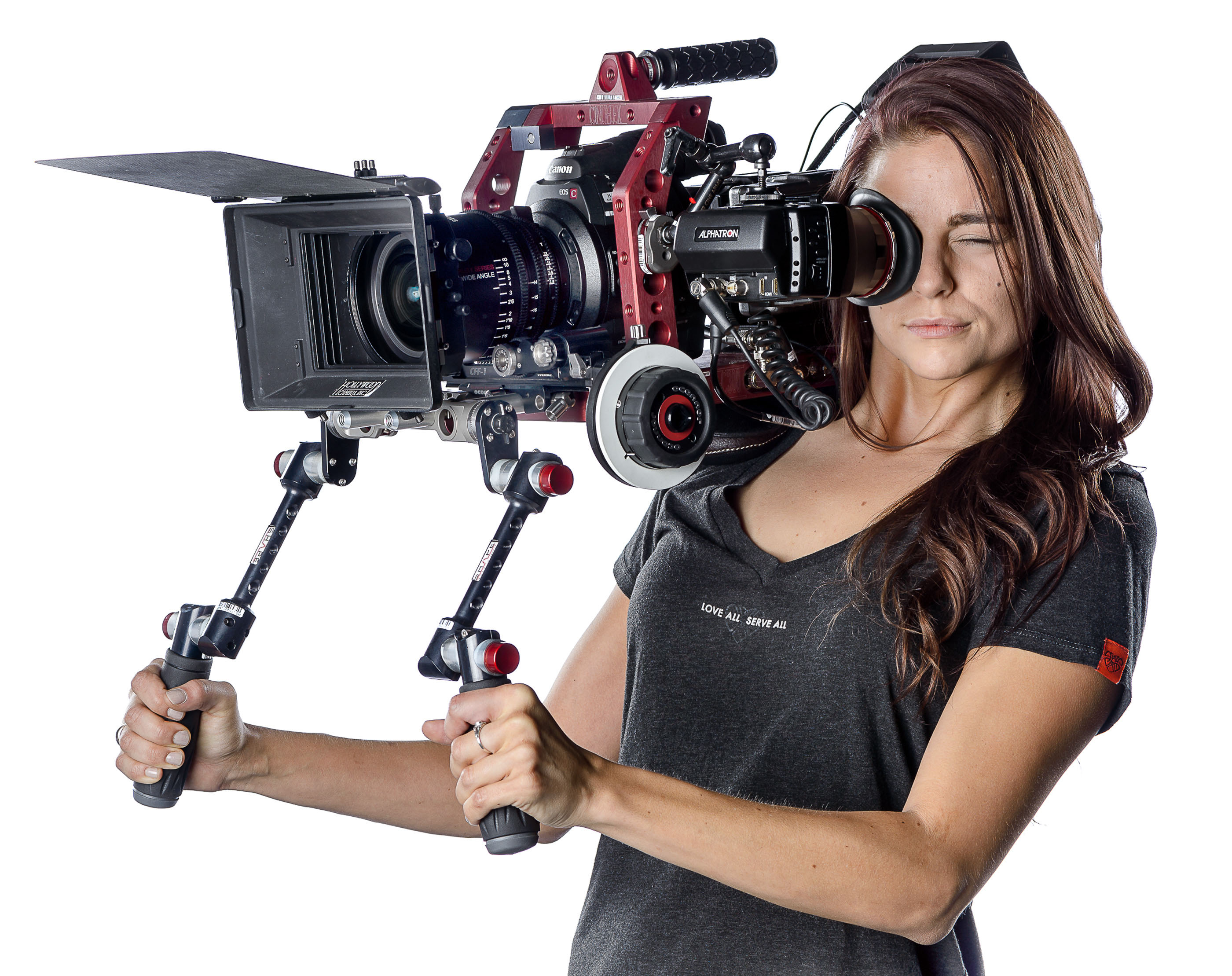 Canon C500 PL Package