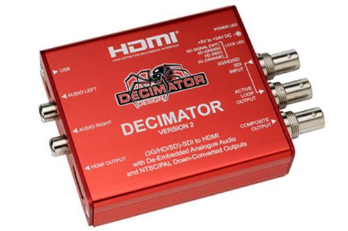RedByte Decimator