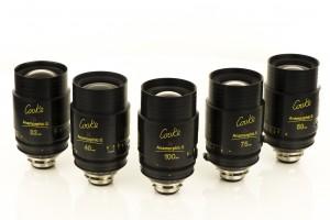 Cooke Anamorphic set