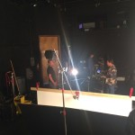 The Unwilling sound stage